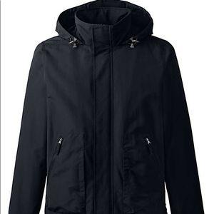 Raincoat Fleece Lined Jacket